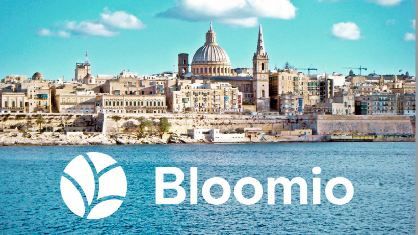 Bloomio announces registration of its tokenization vehicle in  Malta